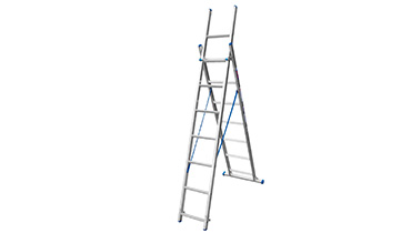 Aluminium Ladders - SA Ladder Products - Cleaning Services Botswana